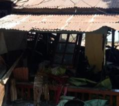 De ravage in Sulawesi is enorm © Caritas Internationalis