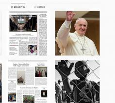 L'Osservatore is sinds januari 2019 op Instagram © Osservatore Romano/Vatican Media