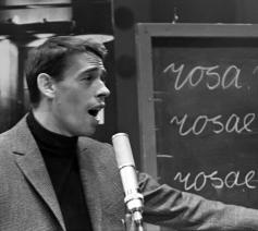 Jacques Brel © Wikicommons