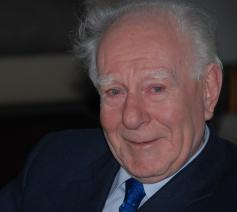 De Franse historicus Jean Delumeau (96) overleed op maandag 13 januari 2020 © Lucette Verboven