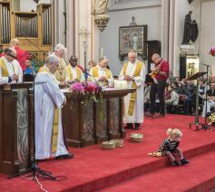 Missionaire kerkdag, intergenerationeel © Bisdom Gent, foto: Frank Bahnmuller