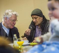 Werelddag Vluchteling en Migrant, Sint-Niklaas © Bisdom Gent, foto: Frank Bahnmüller