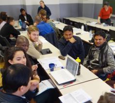 De Faculteit Theologie & Religiewetenschappen van de KU Leuven organiseert op woensdag 6 mei een online-infodag mét chatbox © KU Leuven