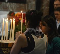 Herdenkingsliturgie voor de overledenen van Kamiano © Gemeenschap van Sant'Egidio