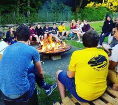 Op kamp met IJD getuigenissen