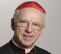 Kardinaal Jozef De Kesel © Luc Hilderson