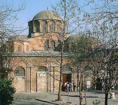 De Chorakerk in Istanbul © Wikipedia