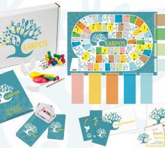 Karpos, een spel voor vormelingen