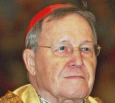 Kardinaal Kasper © Philippe Keulemans