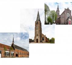 De drie parochies