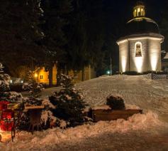 De kerstvieringen staan in het teken van Stille Nacht © You Tube