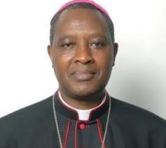 Antoine Kambanda, de aartsbisschop van Kigali, wordt straks de eerste Rwandese kardinaal © Vatican Media