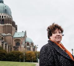 Christine Van Vlierden. © Radio Spes