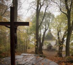 Kluizenaarswoning van Saint-Thibaut © Open Kerken