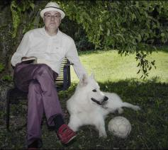 Tv-maker en fotograaf Leo De Bock. © Leo De Bock