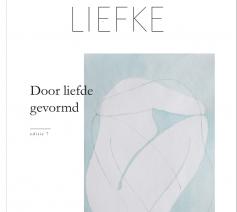 Cover van damesglossy 'Liefke'. © @Liefke