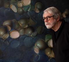 Beeldend kunstenaar Laurent Reypens © RR