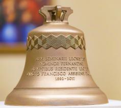 Een van de nieuwe klokken van Leo XIIII © Leo XIII-seminarie