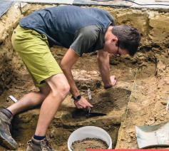 Archeologisch onderzoek in de Sint-Martinuskerk Aalst