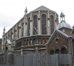 De geplande afbraak van de neoromaanse Saint-Paulkapel in Rijsel blijft de gemoederen beroeren © Wikimedia Commons