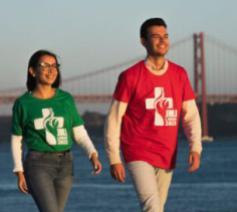 Op weg naar de wereldjongerendagen van Lissabon © WJD2023