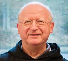 Abt Lode Van Hecke, de nieuwe bisschop van Gent © RR