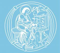 Logo van de Belgische Artsenvereniging Sint-Lucas © BASL