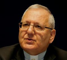 Patriarch Louis Raphael Sako van Babylon, Chaldeeuws aartsbisschop van Bagdad © Philippe Keulemans