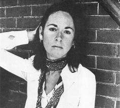 Louise Glück ca. 1977 © Wikimedia