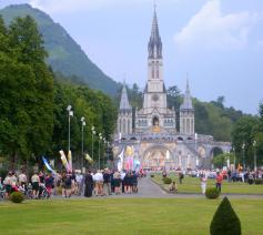 Dit jaar trekt LDB voor de 67ste keer naar Lourdes. © Persdienst bisdom Hasselt