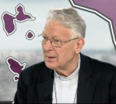 Mgr Van Looy op KTOTV © KTO