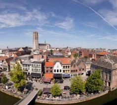 Luchtfoto Mechelen © Foto Verschueren Eddy (Mechelen op zijn Best)