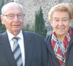 Lucienne en Marcel Van Mele Baert © Lucienne en Marcel Van Mele Baert