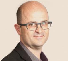 Luk Vanmaercke, hoofdredacteur Kerk & Leven © Kerk & Leven