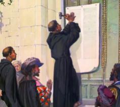 95 stellingen van Luther