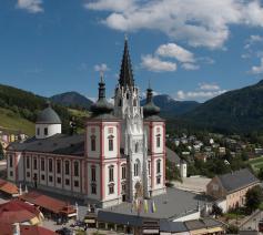 De basiliek van Mariazell © basilika-mariazell.at