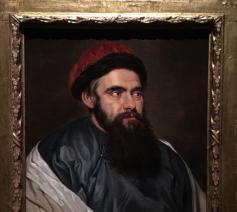 Jezuïet-missionaris Martino Martini, portret door Michaelina Wautier. © Lieve Wouters