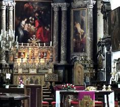De Sint-Janskerk in Mechelen © Wikimedia
