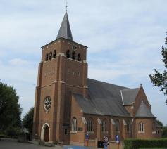 Sint-Bavokerk Zittaart