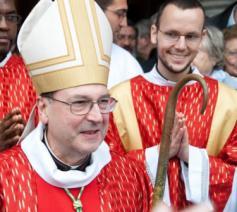 Bisschop Rémy Vancottem