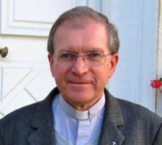 Bisschop Pierre Warin © Bisdom Namen