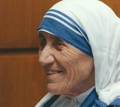 Moeder Teresa © SIR