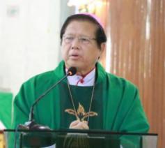 Bisschop John Hsane Hgyi  © Asianews