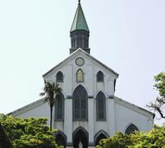 Ourakerk in Nagasaki  © Wikipedia