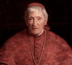 Kardinaal Newman © Vatican Media