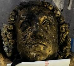 De restauratie van het 850 jaar oude gothische bouwwerk is inderdaad een huzarenstukje © RFI