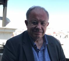 De Franse politoloog Olivier Roy © Benoit Lannoo