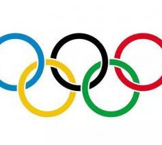 De Olympische vlag © RR