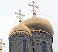 De orthodoxe Kerken in Oost-Europa bloeien als nooit tevoren  © Pew