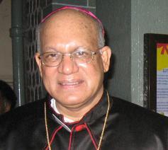 Kardinaal Oswald Gracias © Wikipedia